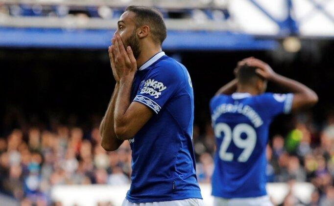 Everton, ilk yenilgisini aldı! Cenk Tosun...