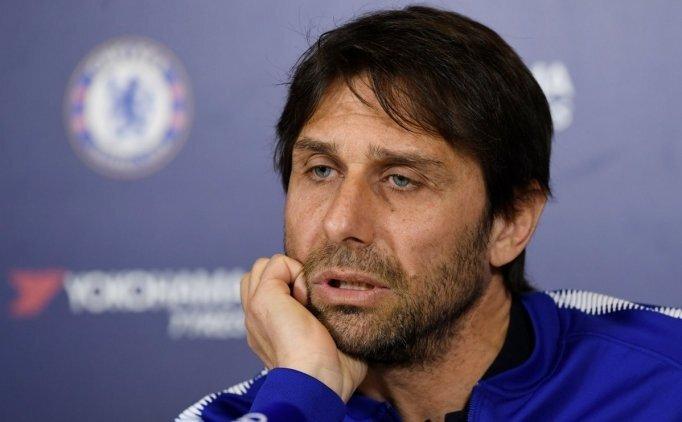Antonio Conte: ''Bu konuda felaketim''
