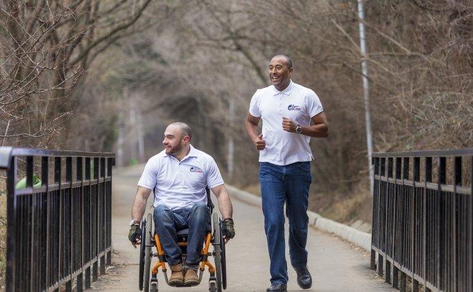 Colin Jackson: ''Benzersiz bir koşu olacak''