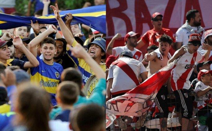 Boca - River maçı öncesi olay! Sınır dışı edildi...