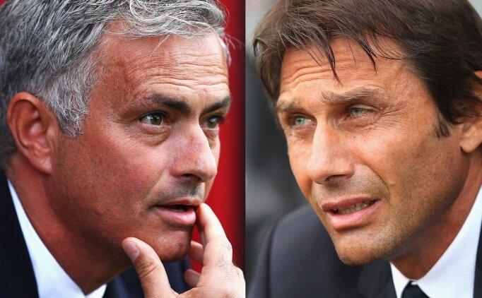 Mourinho - Conte savaşı sürüyor!