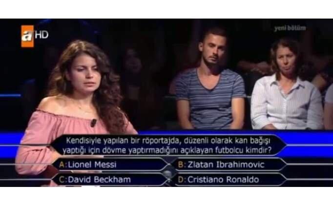 'Messi Fenerbahçe'de değil miydi?'