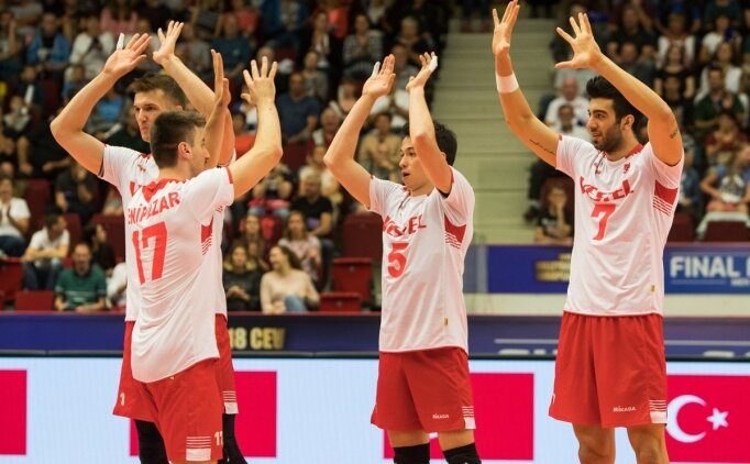 Avrupa Ligi'nde Türkiye'ye bronz madalya