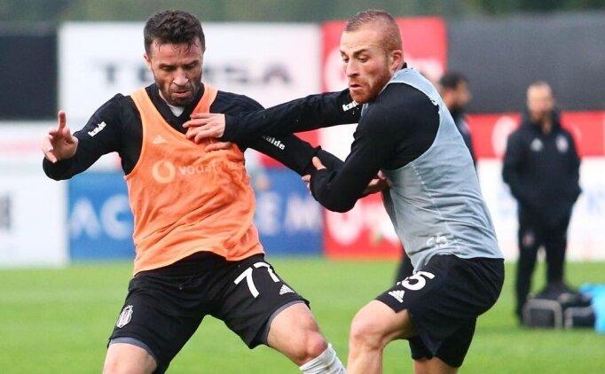 Beşiktaş, Ljajic ve Adriano'dan yoksun çalıştı!