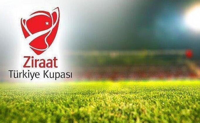 Türkiye Kupası'nda 2'nci eleme turu maçları devam etti