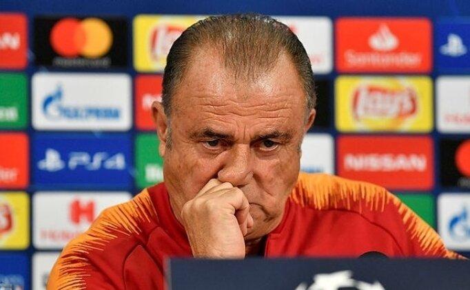 Fatih Terim: ''TFF'den Schalke'ye tebrik mesajı beklerdim''