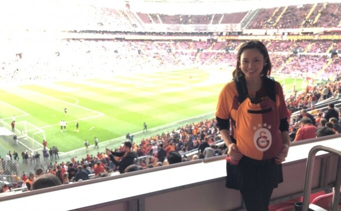 Nagatomo'nun eşi de ''Galatasaray'' dedi