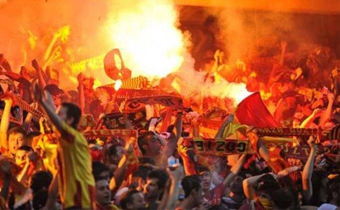 Göztepe'den Galatasaray maçı için kritik açıklama