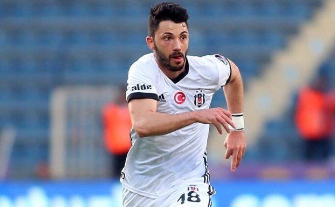 Beşiktaş'tan Tolgay ve sakatlık açıklaması