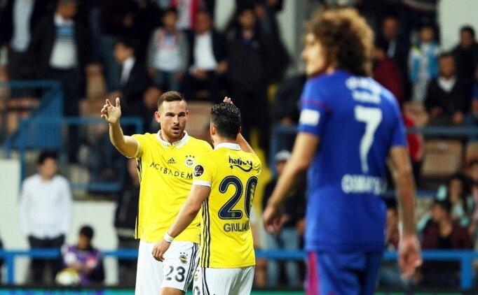 Karabük Fenerbahçe maçı özet izle, Karabükspor Fener maçı kaç kaç bitti?