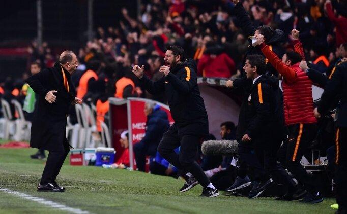 Galatasaray, Fenerbahçe ile farkı açıyor!