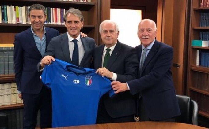 Roberto Mancini, İtalya ile anlaştı!