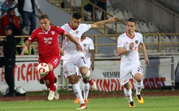 Gazişehir Gaziantep, finale yükseldi!