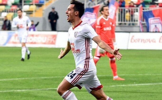 Comolli'nin ekibinin TFF 1. Lig'den gözdesi ortaya çıktı