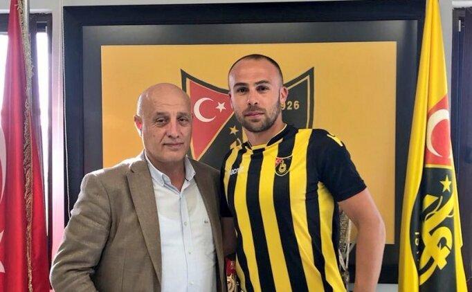 İstanbulspor'dan transfer