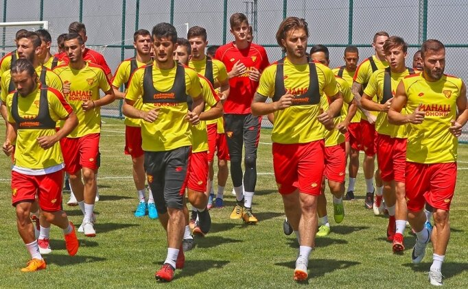 Göztepe Bayram Bektaş ile ilk kez sahaya iniyor
