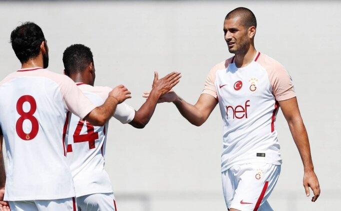 Galatasaray, ilk hazırlık maçını tek golle kazandı!