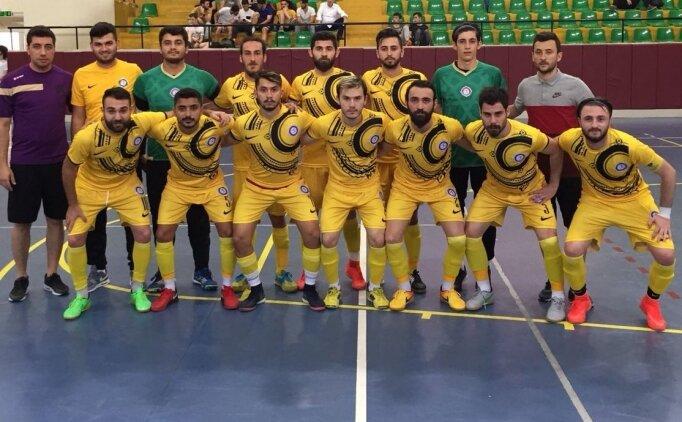 Futsal Ligi'nde Osmanlıspor şampiyon oldu