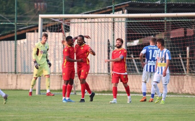 Malatyaspor'da yeni rota Topuk Yaylası