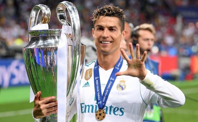16 kupayla veda eden Ronaldo'nun Real Madrid kariyeri