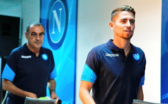 Napoli'den Sarri ve Jorginho itirafı! Rota Chelsea...