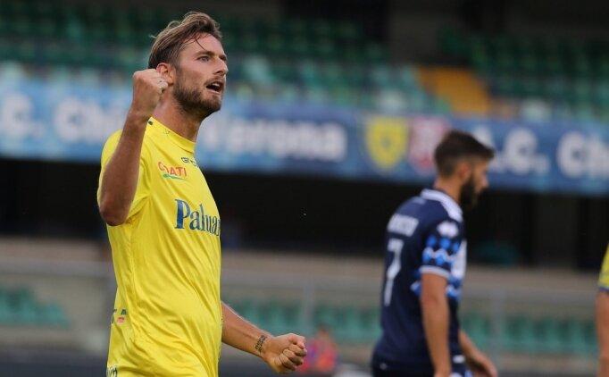 İtalya'da Chievo'ya 3 puan silme cezası