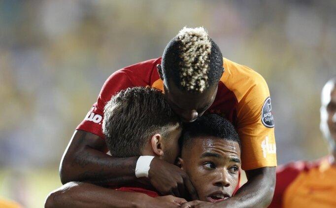 Özet İZLE Ankaragücü Galatasaray maçı, A.Gücü GS özet skorlar