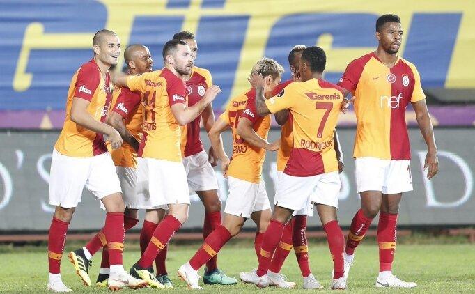 Son şampiyon Galatasaray, 3 puanla başladı