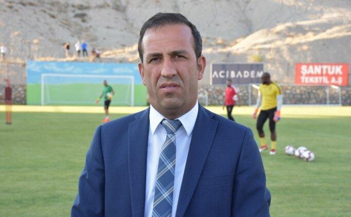 Adil Gevrek: 'Beşiktaş'tan puan almak istiyoruz'