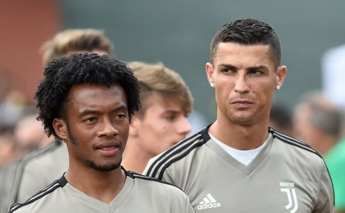 Cuadrado: 'Cristiano Ronaldo bir şampiyon...'