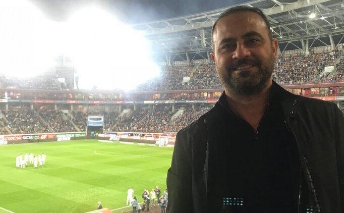 Hasan Şaş, Moskova'da rakibi izledi