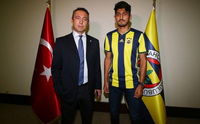 Fenerbahçe'de altyapıdan takviye