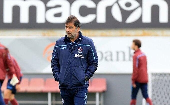 Trabzonspor'da gündem savunma