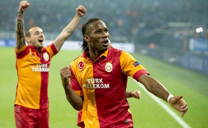 Galatasaray, Drogba'yı unutmadı