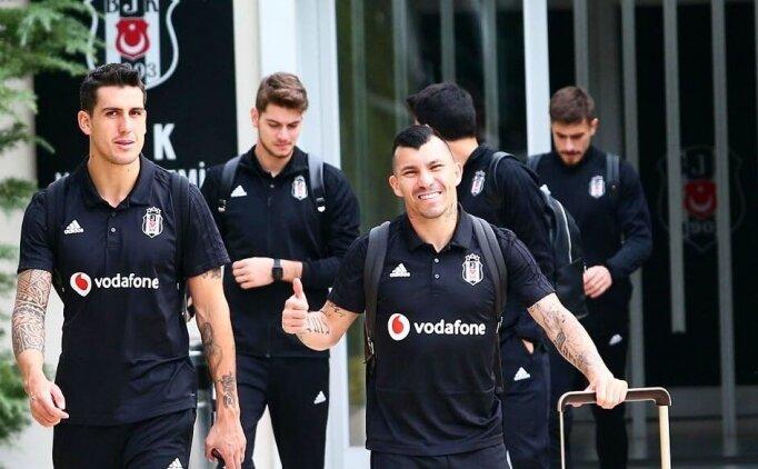 Beşiktaş'ın kadrosu açıklandı! Eksikler...