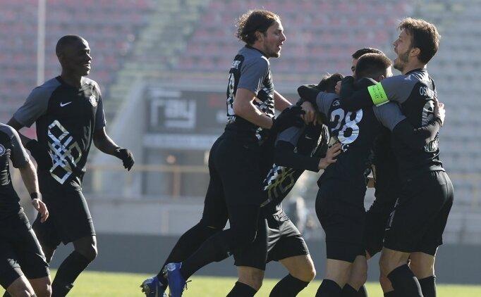 5 gol, 2 penaltı, 1 kırmızı! Kazanan Osmanlıspor