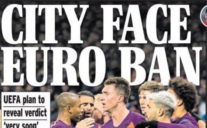 Manchester City'e ihraç geliyor!..