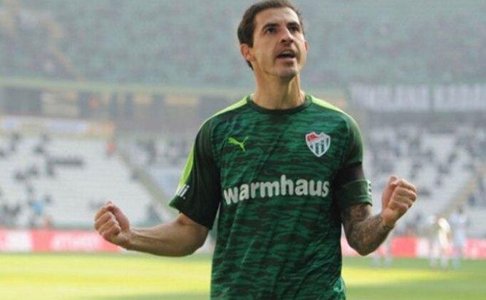 Bursaspor'da Bogdan Stancu ile veda!
