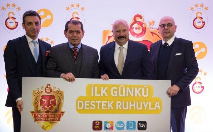 Galatasaray'a Turkcell'den 6 milyon TL avans