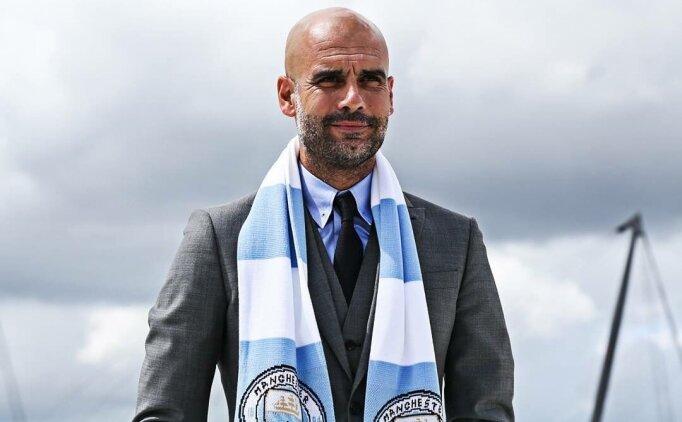 Pep Guardiola, bir kez daha ayın menajeri seçildi!