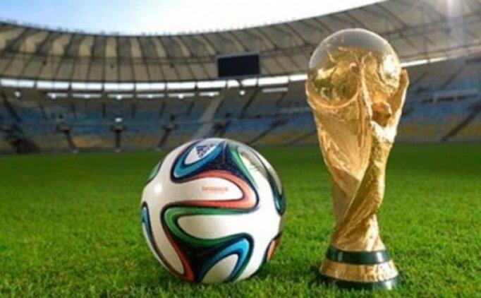 Dünya Kupası maçlarının günleri ve saatleri, Dünya Kupası fikstürü