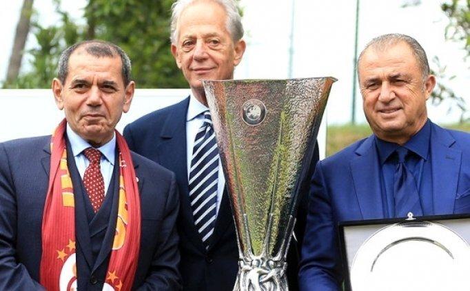 Faruk Süren'den Terim, Arda Turan ve şampiyonluk sözleri