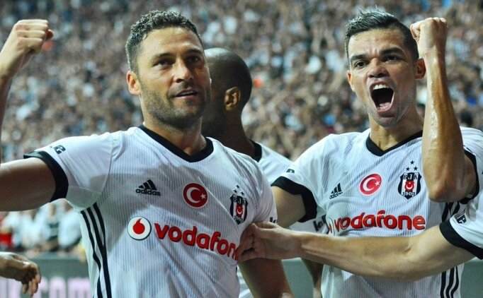 Beşiktaş'ta Tosic, transfer için Çin'e gitti