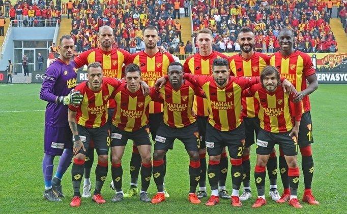 Göztepe'de 13 farklı oyuncu gol sevinci yaşadı