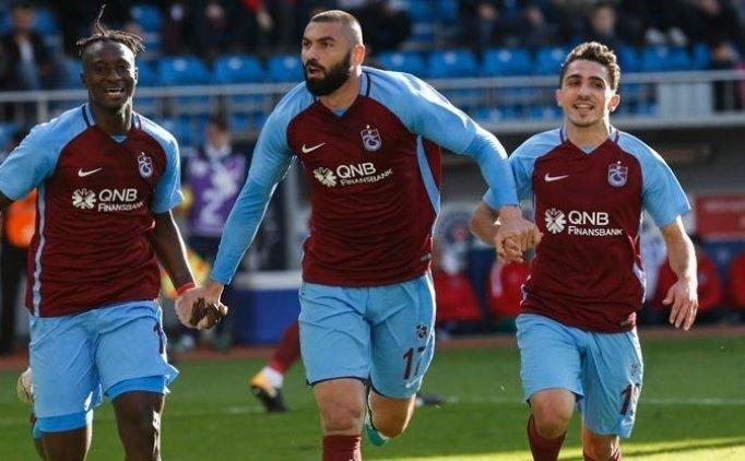 Trabzonspor'a Burak Yılmaz müjdesi