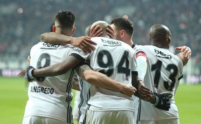 Talisca, Beşiktaş'a zirve yolunda 3 puanı getirdi
