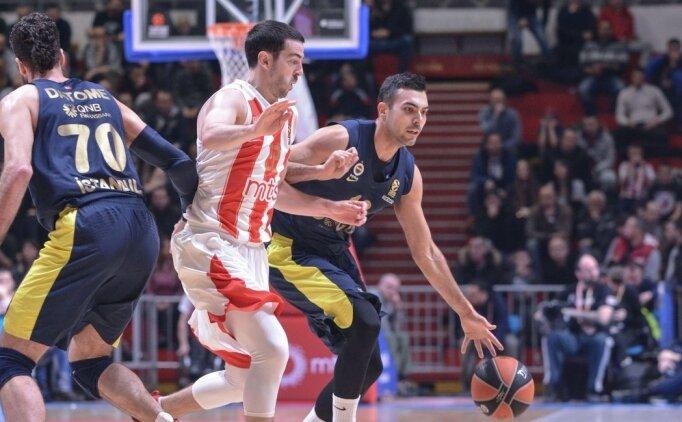 Fenerbahçe Doğuş Sırbistan'da farka gitti