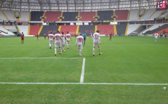 Gaziantepspor galibiyeti hatırladı; haftalar sonra...