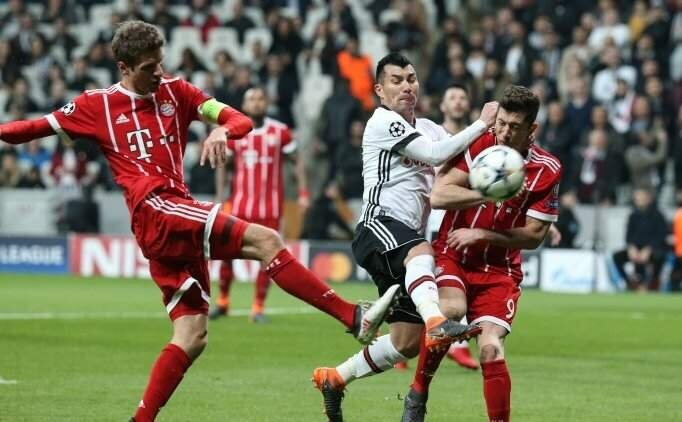 MAÇ ÖZETİ Beşiktaş 1-3 Bayern Münih özeti, golleri, pozisyonları