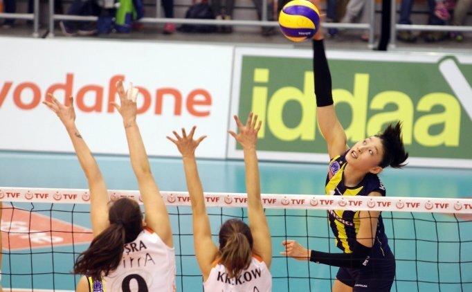 Eczacıbaşı Vitra'da hedef Fenerbahçe